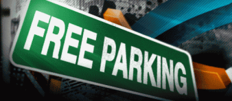 Doyles Room FPP Free Parking