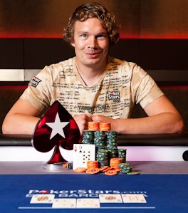 EPT Champion Martin Schleich