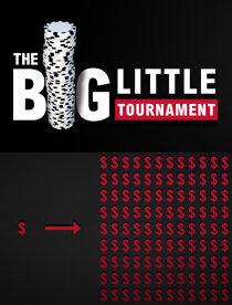 The Big Little Tournament at Full Tilt Poker
