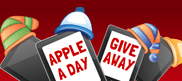 Ladbrokes December Apple a Day Giveaway