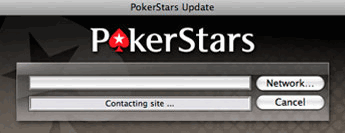 Launch PokerStars Mac client