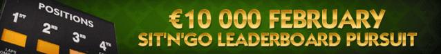 NoiQ Poker 10K February SNG Leaderboard Pursuit