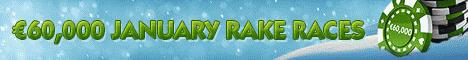 NoiQ Poker 60K January Rake Race