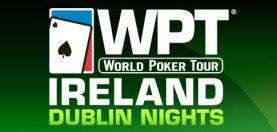 PKR WPT Ireland Dublin Nights