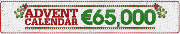 Poker Heaven 65K Advent Calendar