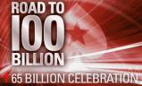 PokerStars 65 Billionth Hand