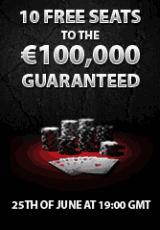 Poker Heaven free 100k seats promo