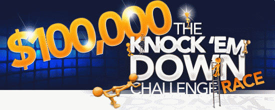 RedKings $100K Knock'em Down Challenge