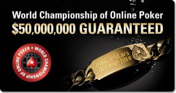 WCOOP PokerStars online tournament.