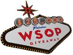 Betsafe $25,000 WSOP Giveaway