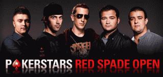 PokerStars Red Spade Open