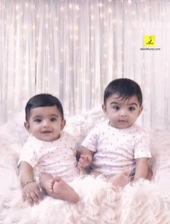 twins Baby photography