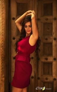 model portfolio shot in aalankrita resort