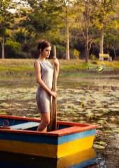 female model portfolio shot at hyderabad