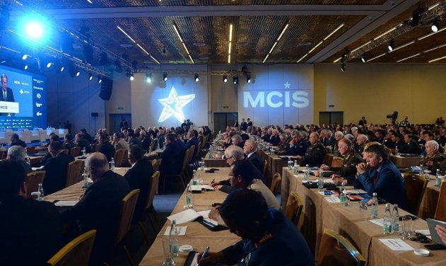 Business Plans at Moscow Conference on International Security