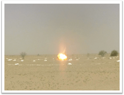 Guided bomb