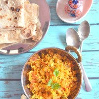 Egg Bhurjee | Indian Style Scrambled Egg