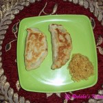 Kangachi Nevri / Sweet Potato Dumpling