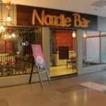 Noodle Bar – A Restaurant Review