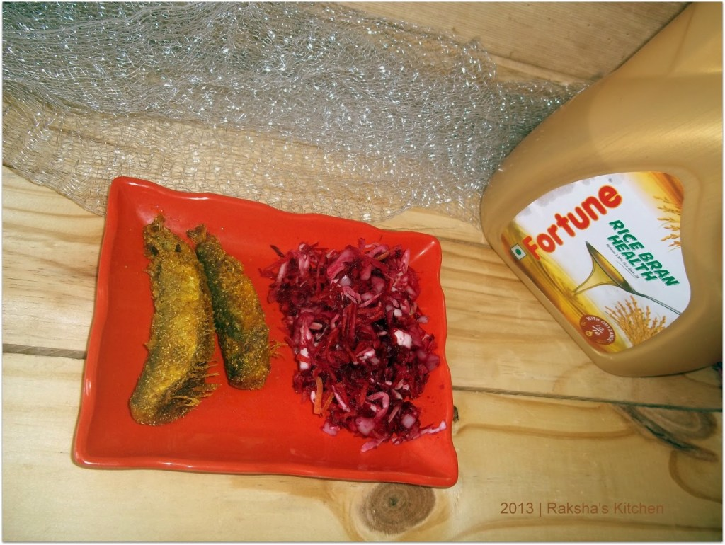 Fish Fry With Sardines