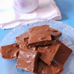 Chocolate Fudge For Thanksgiving