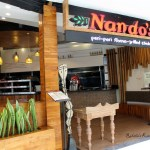Butterfly Chicken Breast Meal At Nando's Kitchen – A Restaurant Review