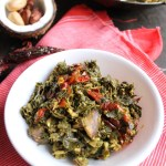 Moringa Leaves Stir fry