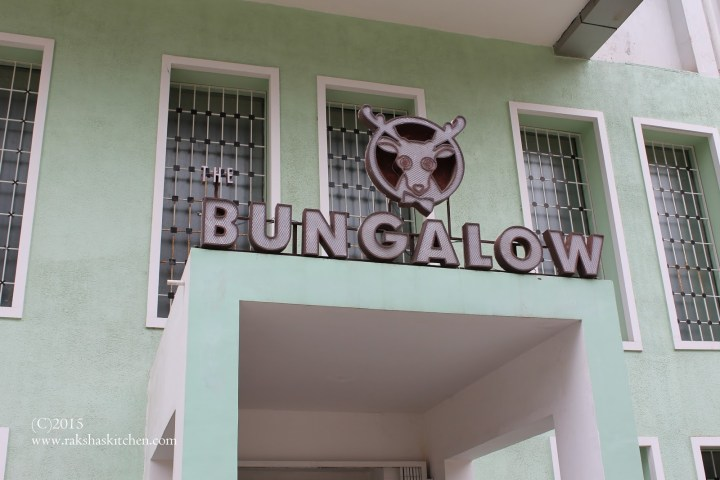 The Bungalow, Whitefield