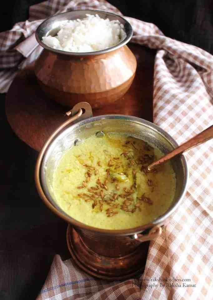 Goan Varan recipe