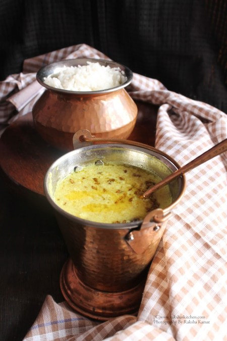 Varan bhaat recipe