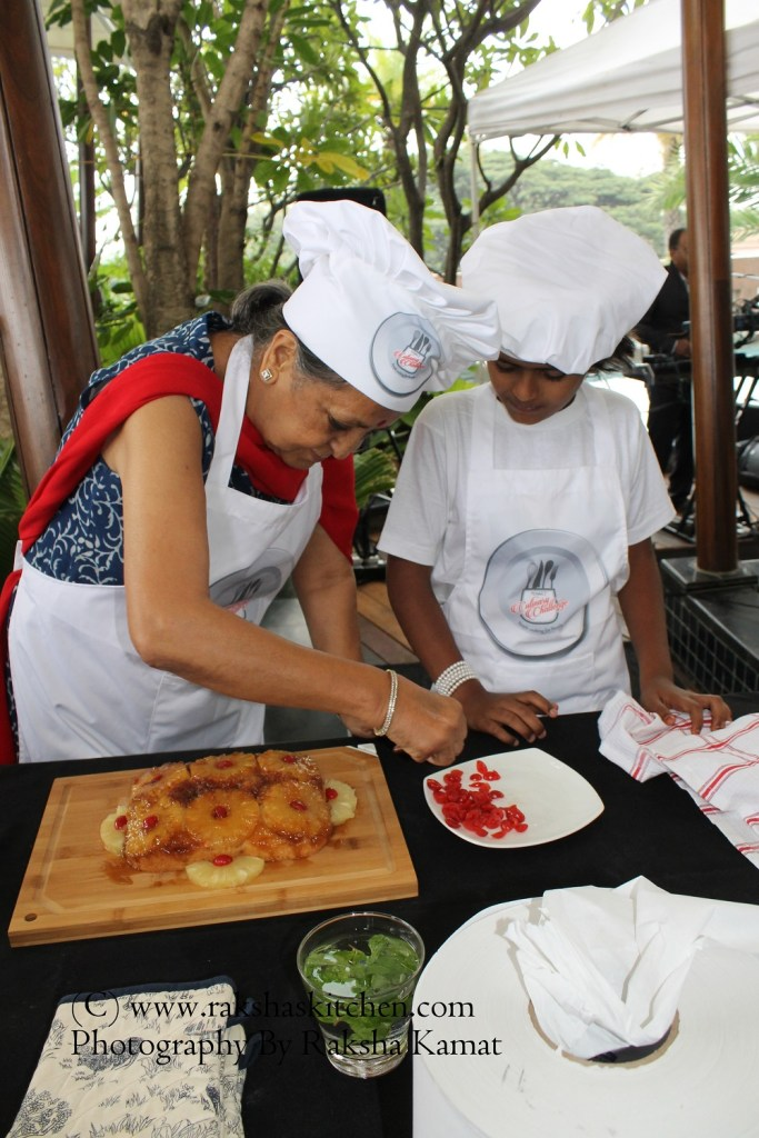 People Cooking For People – Hyatt Culinary Challenge 2015, Bangalore