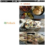 itsPotluck App – Order Dishes, Share Recipes, Share Pic'ed (Food Photo) With A Click