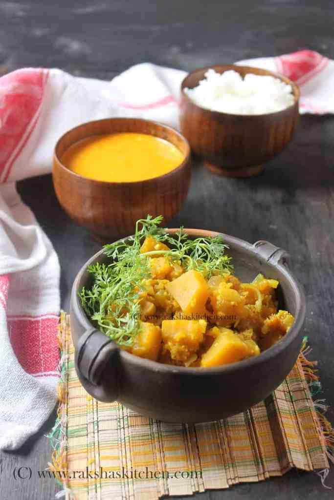 Dudyachi Bhaji