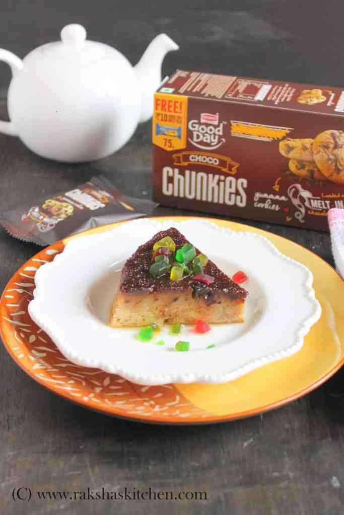 Caramel Chunkies Pudding