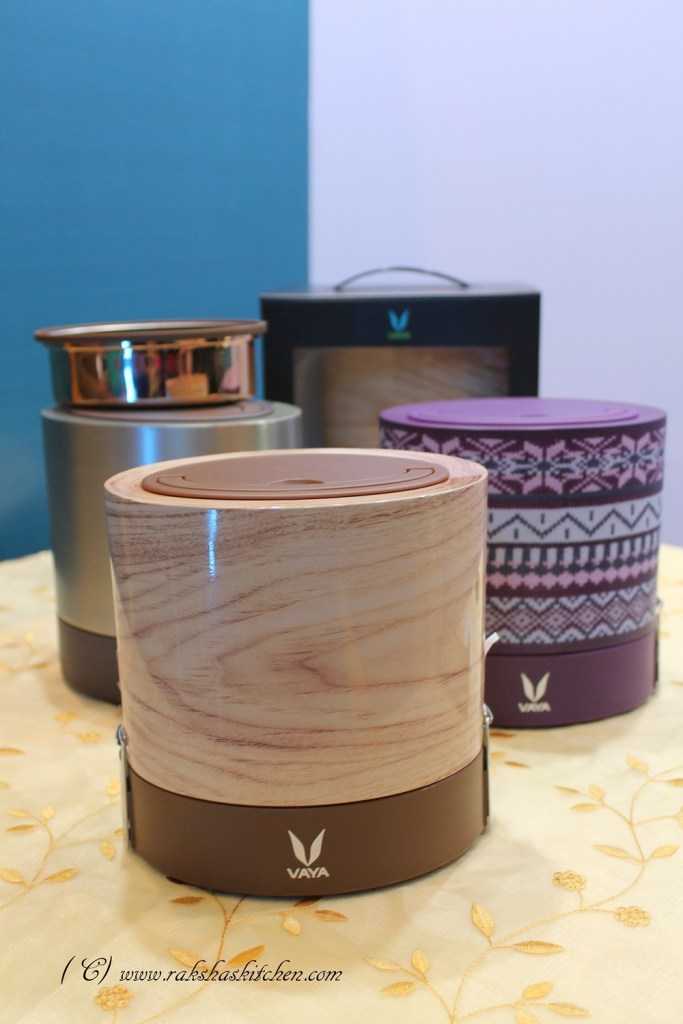 Vaya Brand Launch And Vaya Tyffyn Product Review