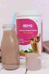OZIVA Nutritional Meal Shake