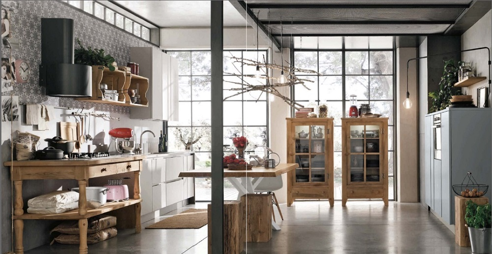 Italian Modular Kitchens By Stosa Cucine - Store Launch In ...