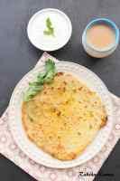 Stuffed Radish Paratha