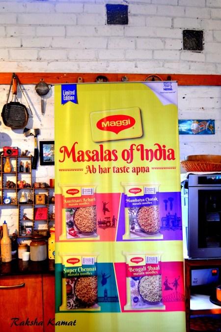 Masalas Of India