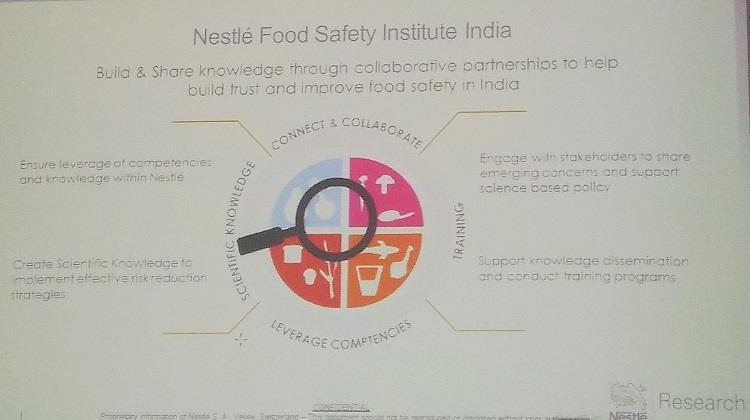 Nestle R&D