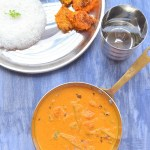 Goan Prawns Curry With Ladyfingers