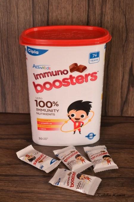 Immuno Boosters