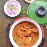 Goan Crab Curry / Kullyache Tonak