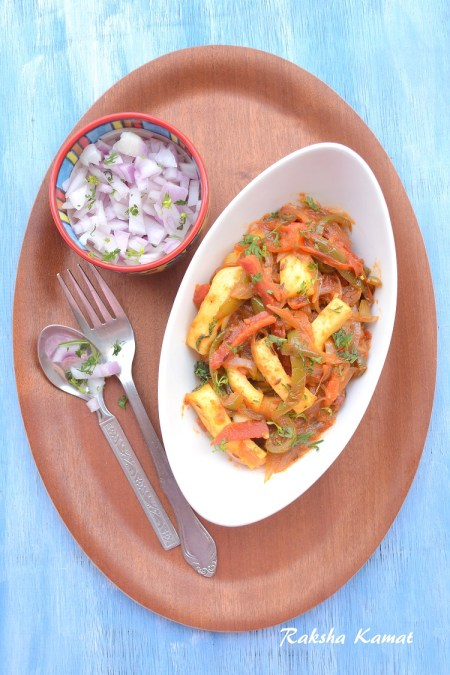 Paneer Jalfreizi, recipes with paneer, paneer semi dr curry, Indian cottage cheese curry