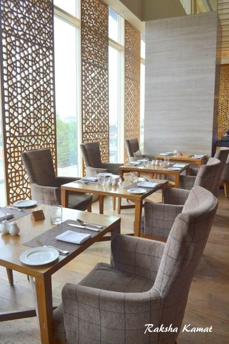 Ritz Carlton, Bangalore