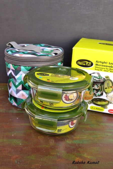 Homepuff glass lunch box, Homepuff lunch box review