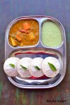 Little millet idlis, millet idlis, how to cook millet idlis?