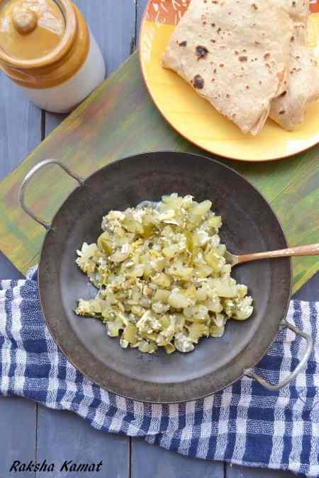 Bottle Gourd Subzi, Lauki ki subzi, Bottle gourd recipe, how to cook bottle gourd, lauki recipe