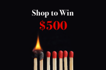 Shop to Win with Rakuten.ca this Black Friday