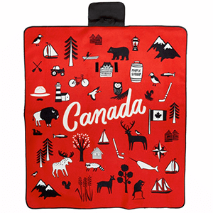 Chapters Indigo Picnic Blanket Canada 150: Staff Picks